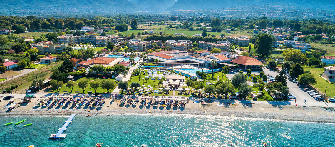Club Coralia Poseidon Palace 4*