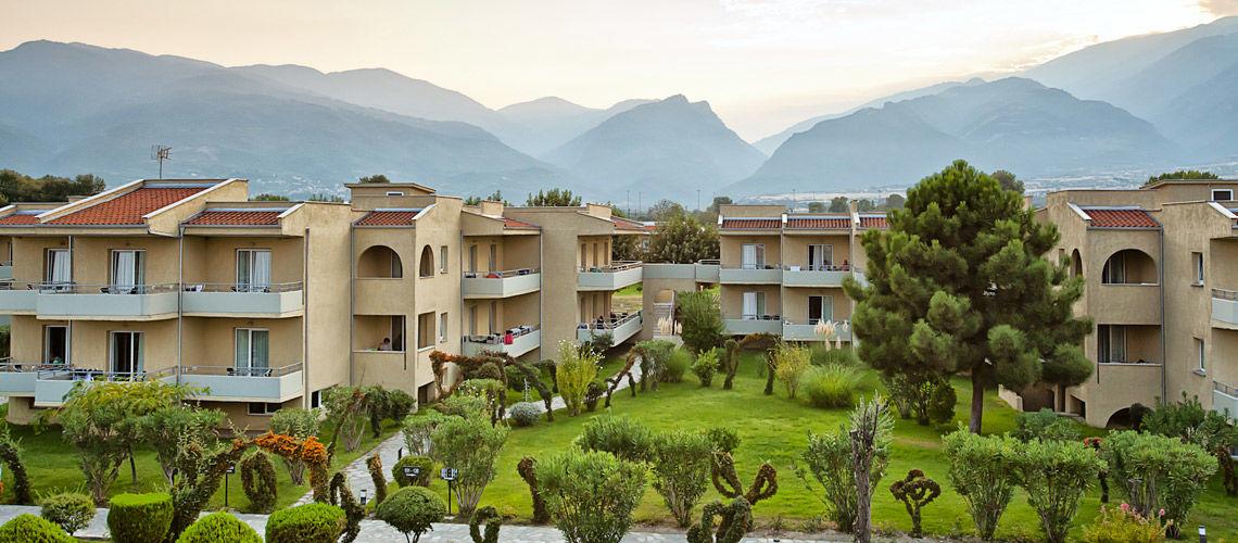 Grèce - Grèce continentale - Thessalonique - Hôtel Poseidon Palace 4*