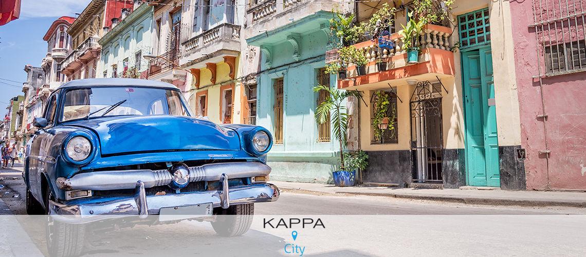 Kappa City La Havane - Melia Cohiba 5*