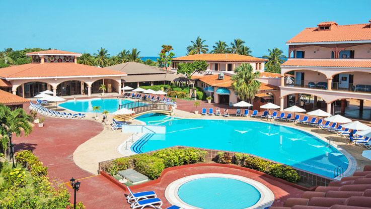 Hôtel Starfish Cuatro Palmas 4*