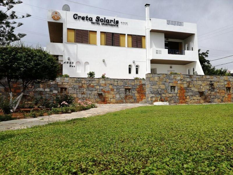 Hôtel Creta Solaris 4*