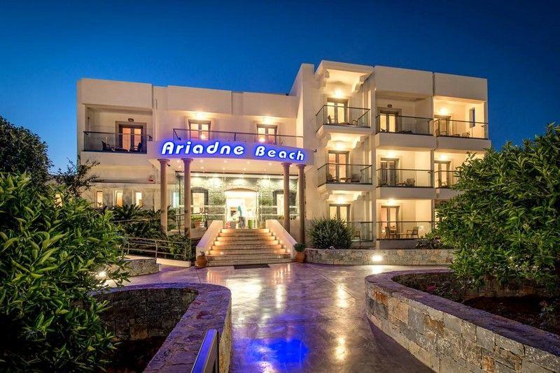 Ariadne Beach Hôtel 3 *
