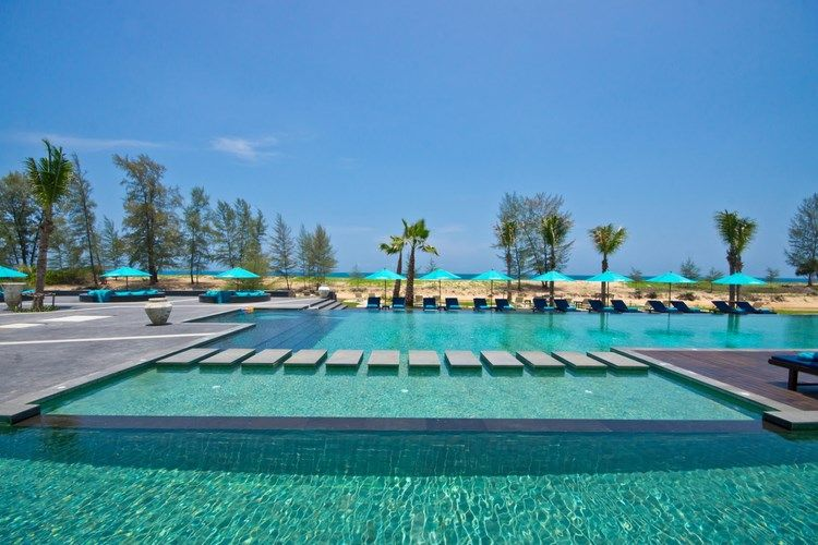 Le Coral Hideaway Beyond Phuket 5* - voyage  - sejour