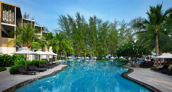 Hôtel Holiday Inn Resort Phuket Mai Khao Beach 4*