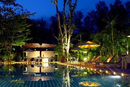 Thaïlande Et Hôtel Nai Yang Beach Resort Spa