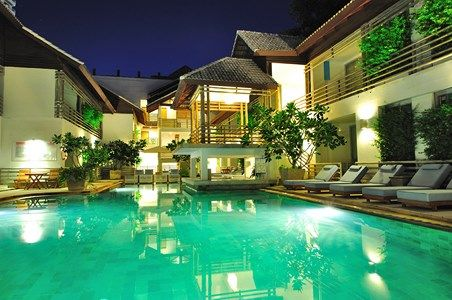 Hôtel Ramada Phuket South Sea 4*