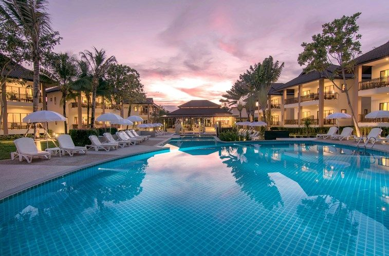 Hôtel the leaf oceanside by katathani resorts 4*