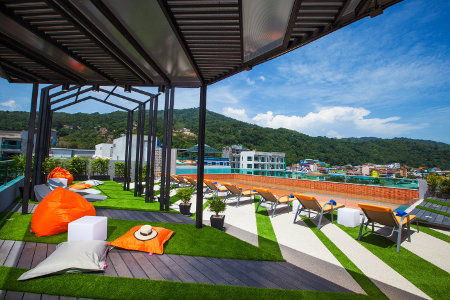 Hôtel The Crib Patong 3*