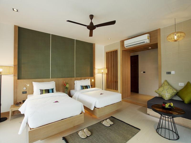Thaïlande - Karon - Hôtel Mandarava Resort & Spa Karon Beach 5*