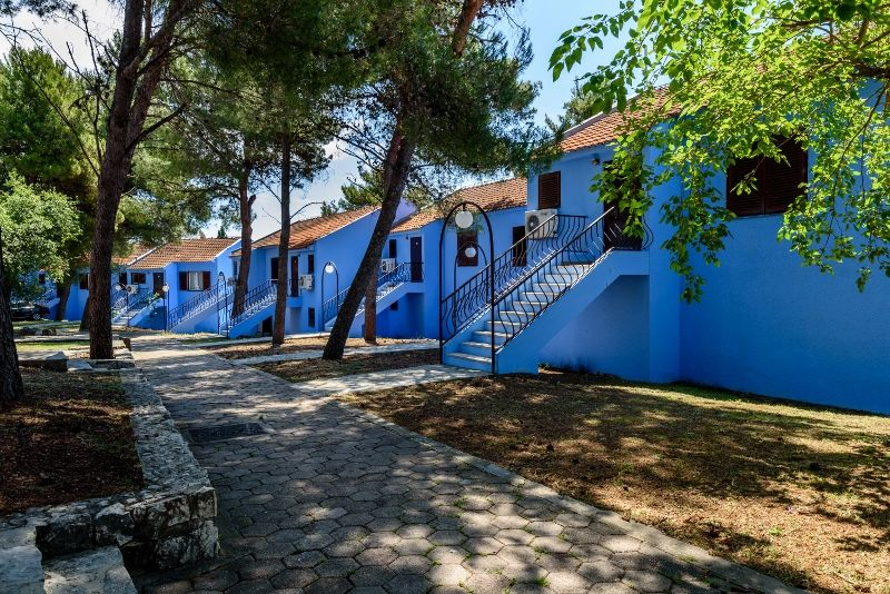 Séjour Croatie - Apartments Medena 3*