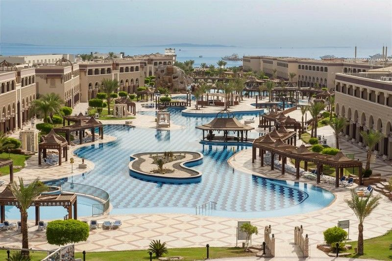 Sentido Mamlouk Palace Resort 5 *
