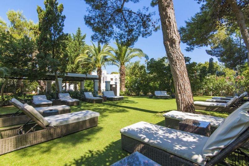 Baléares - Ibiza - Espagne - Hôtel Azuline Bergantin 3*