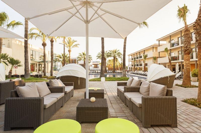 Baléares - Ibiza - Espagne - Hôtel Occidental Ibiza 4*