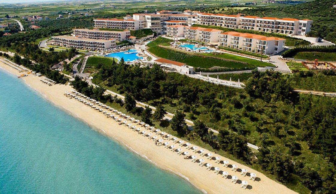 Hôtel ikos oceania 5*