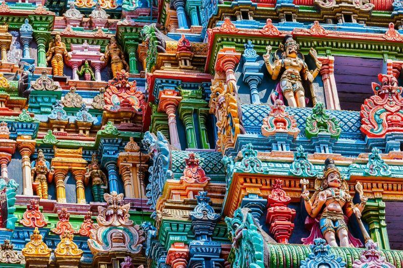 Découverte de l'Inde du Sud