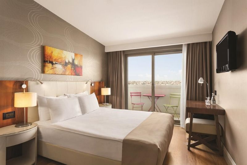 Hotel ramada grand bazaar 4 istanbul turquie avec for Sejour complet istanbul