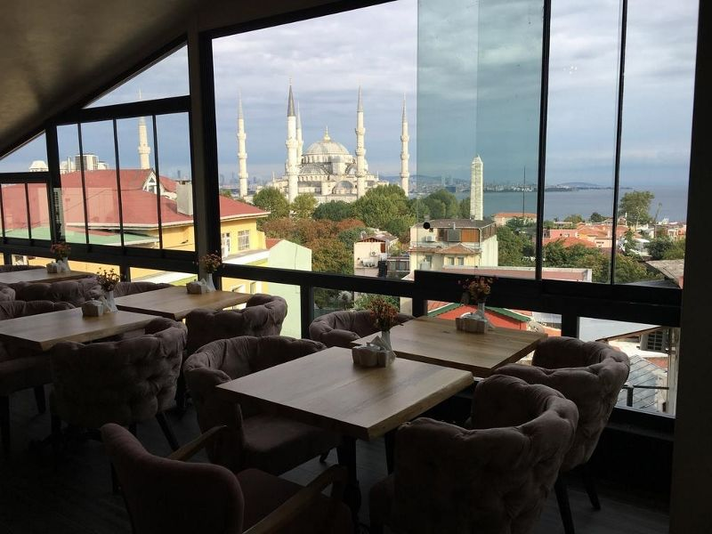Turquie - Istanbul - Hôtel Perula 3* «sans transfert»