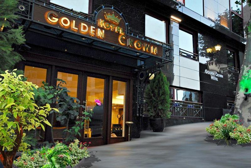 Golden Crown  « sans transfert » 3 *