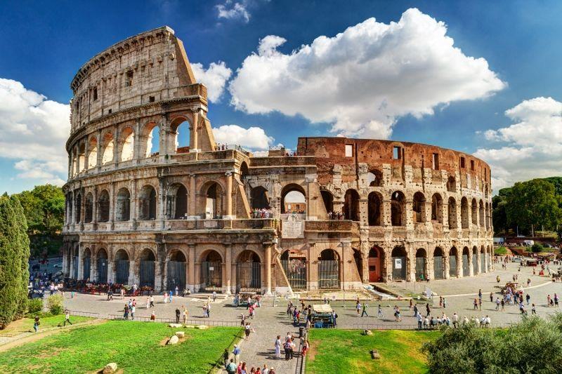 A la Découverte de Venise, Florence et Rome - 1
