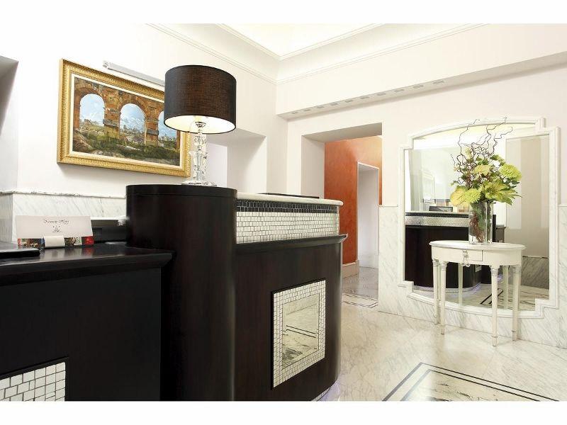 Italie - Rome - Hôtel Kennedy 3*