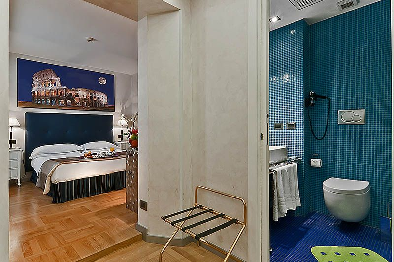 Italie - Rome - Hôtel Ariston 4*