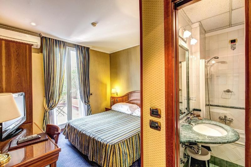 Italie - Rome - Hôtel Villa Franca 4*