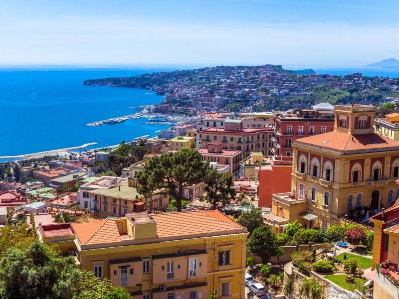 Délices Napolitains - De Naples à Naples