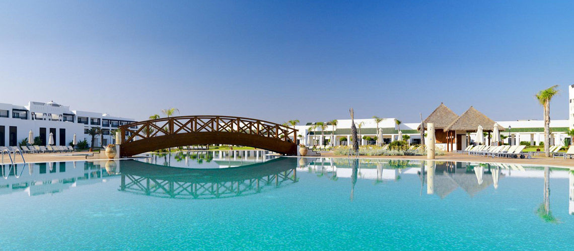 Hotel Iberostar Saidia 5 Saidia Maroc Avec Voyages