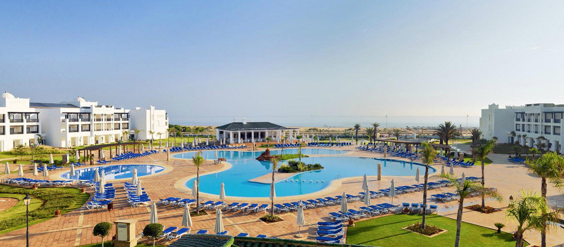 Hotel A Oujda Avec Piscine