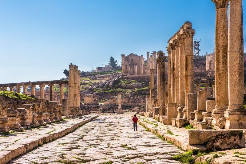 Circuit Les Secrets de Jordanie et de Jérusalem