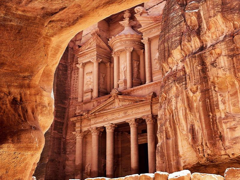 Les Nabateens (De Amman à Amman) 5 *