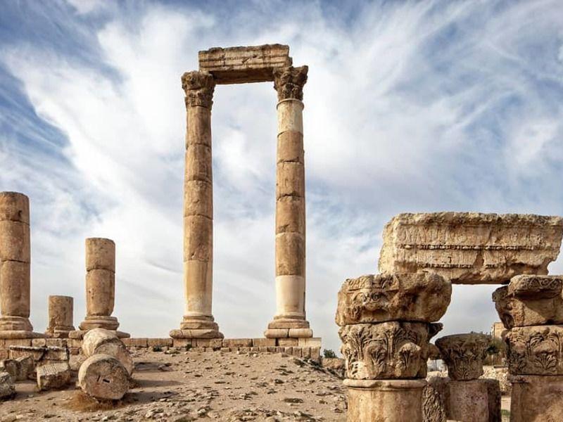 Aperçu de la Jordanie - DAmman à Amman 5 *
