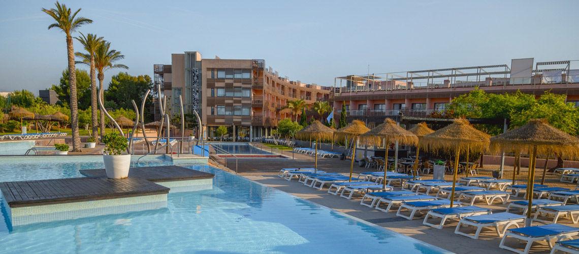 Hôtel les Oliveres 4* - Excursion Port Aventura 1 jour Inclus