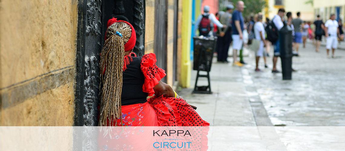 Kappa circuit à la rencontre des cubains 3* et extension hôtel memories jibacoa 4*