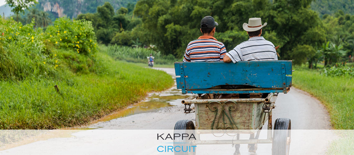 Kappa circuit À la rencontre des cubains 3* et extension hôtel melia peninsula varadero 5*