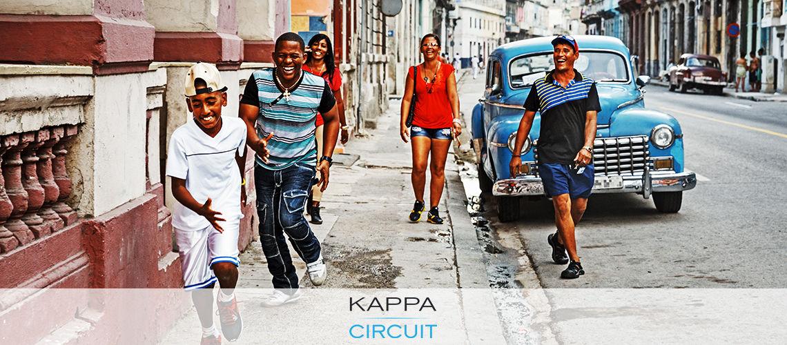 Kappa circuit à la rencontre des cubains 3*  et extension hôtel be live los cactus 4*