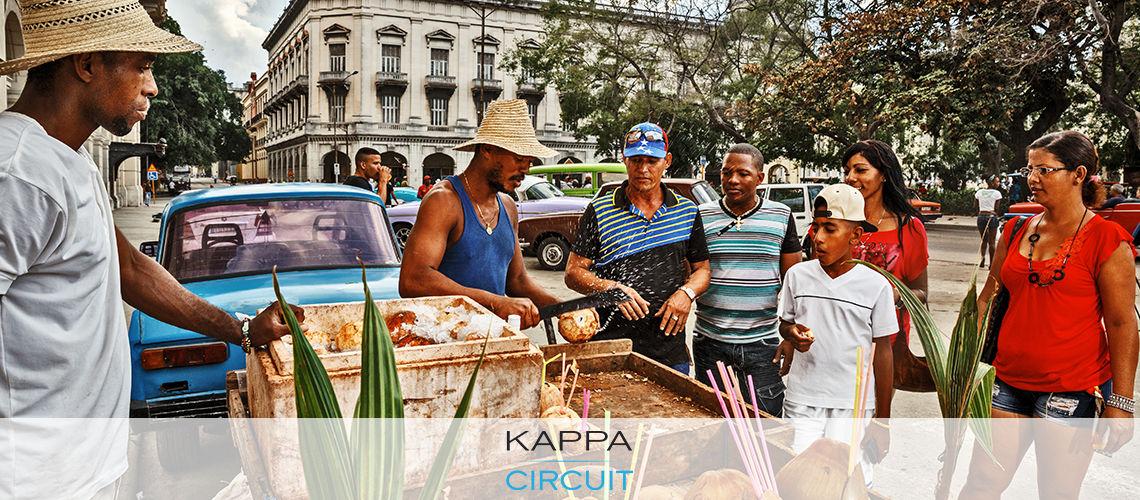 Circuit à la rencontre des cubains avec extension hôtel club coralia melia marina 5*