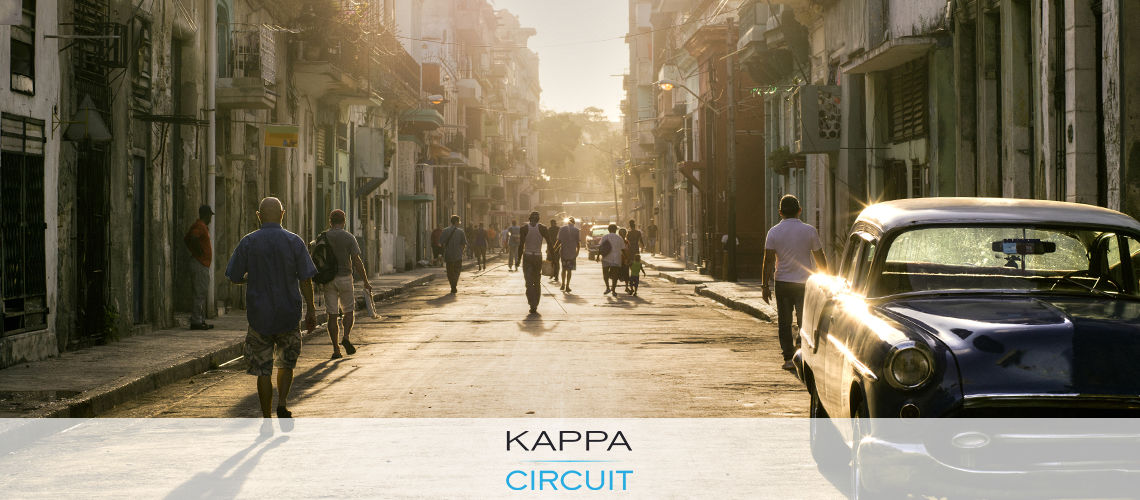 Kappa Circuit À la Rencontre des Cubains & Extension Melia Marina Varadero 5*