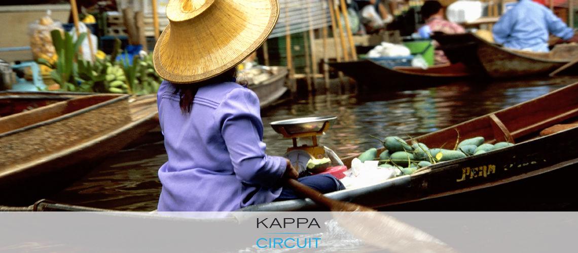 Kappa Circuit Les Perles du Sud & Extension balnéaire X10 Khaolak Resort 5* NL