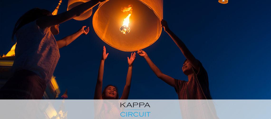 Kappa Circuit Les Perles du Sud & Extension Away Phuket le Coral Resort 5*NL