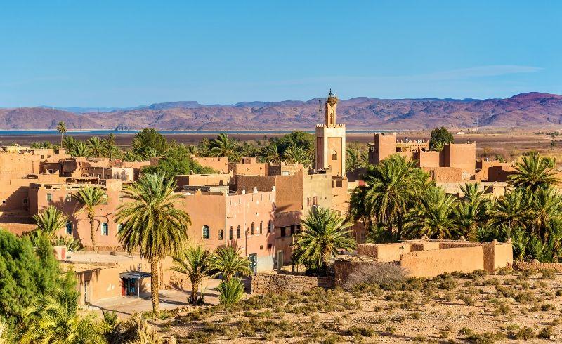 Kappa Circuit A La Rencontre Des Berbères et Kappa Club Iberostar Marrakech 4*
