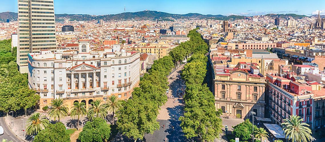 Espagne - Barcelone - Hôtel Evenia Rosello 4*