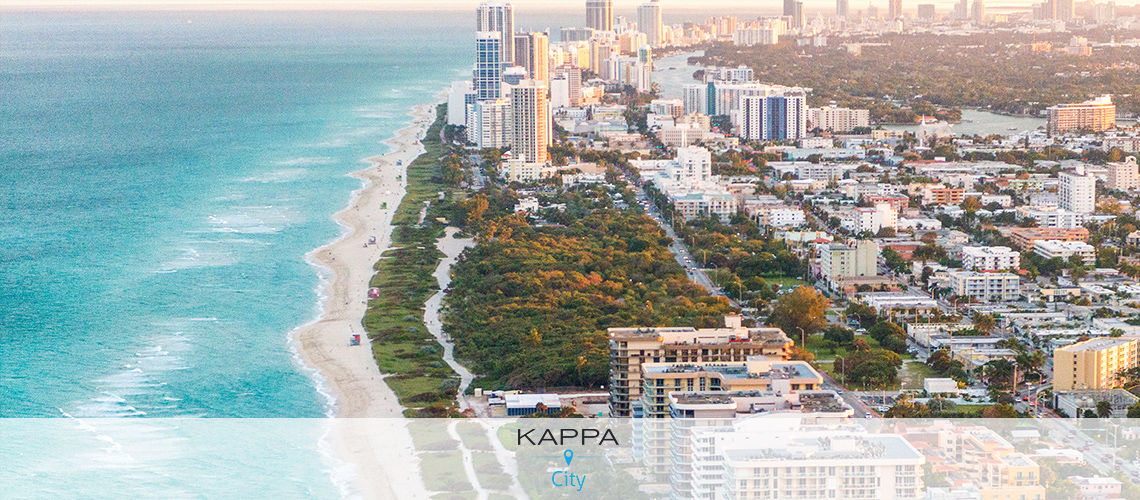 Kappa City Miami - Hôtel WPH South Beach 4*