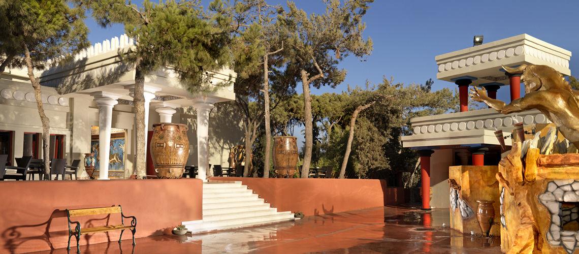 Crète - Grèce - Iles grecques - Club Coralia Capsis Crète 5*