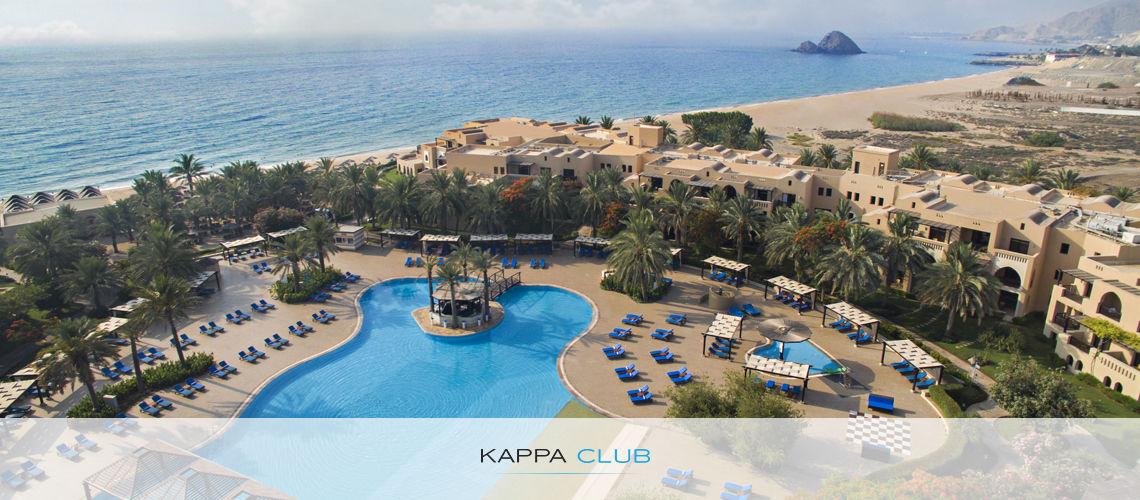 Kappa Club Fujairah Miramar 5*
