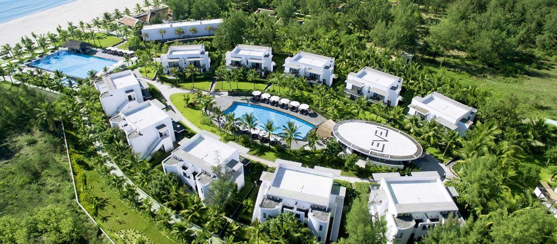 Melia Danang Beach Resort 5*