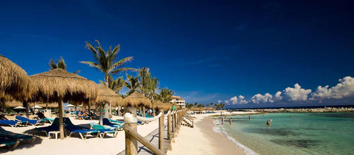 Partir en Mexique : Cancun, KAPPA CLUB RIVIERA MAYA 4*