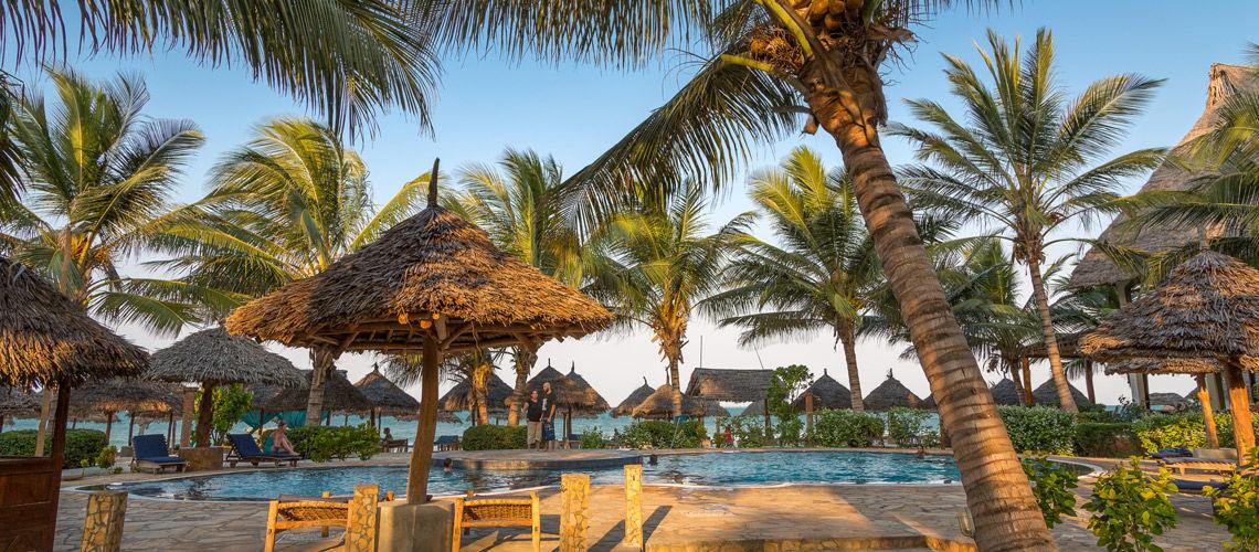 Tanzanie - Zanzibar - Kappa Club Waridi Beach Resort & Spa 4*