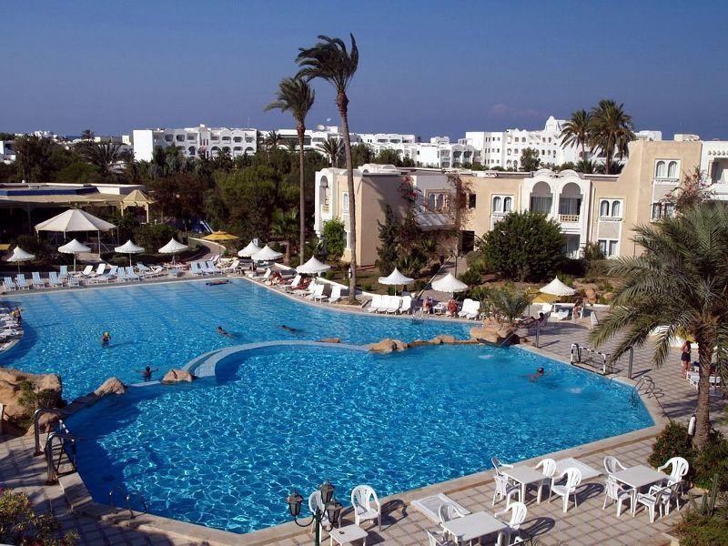 Joya Paradise 4*, Djerba