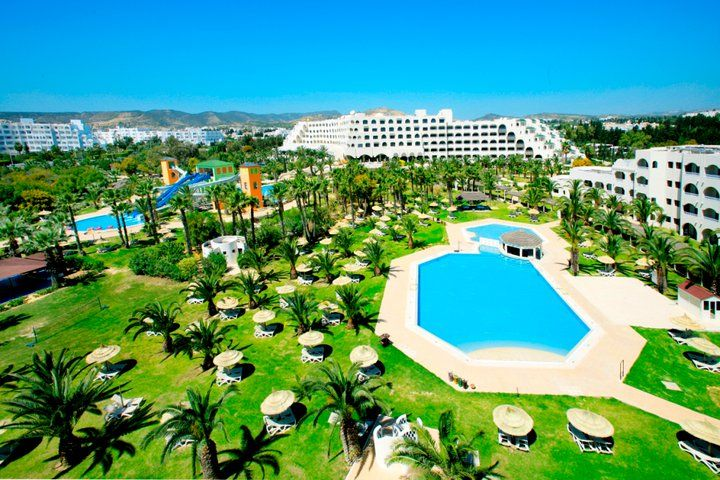 Magic Life Holiday Village Club Manar 5* - voyage  - sejour